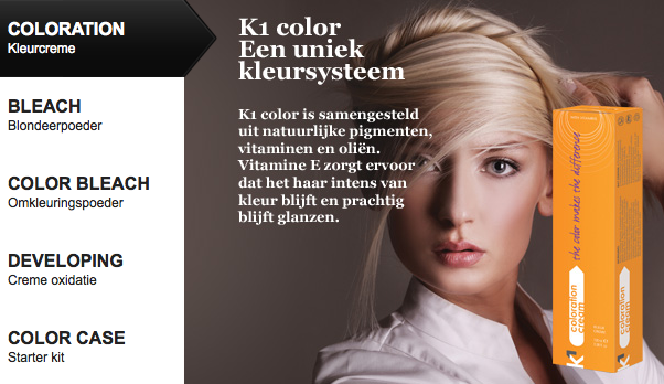 K1 Professional Hairproducts